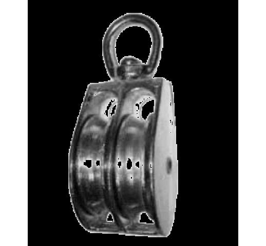 Блок двойной металлический (никель)