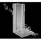 Уголок для крепления вентилируемых фасадов