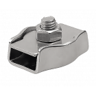 Зажим для стальных канатов двойной (SIMPLEX)