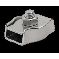 Зажим для стальных канатов одинарный (SIMPLEX), оцинкованный